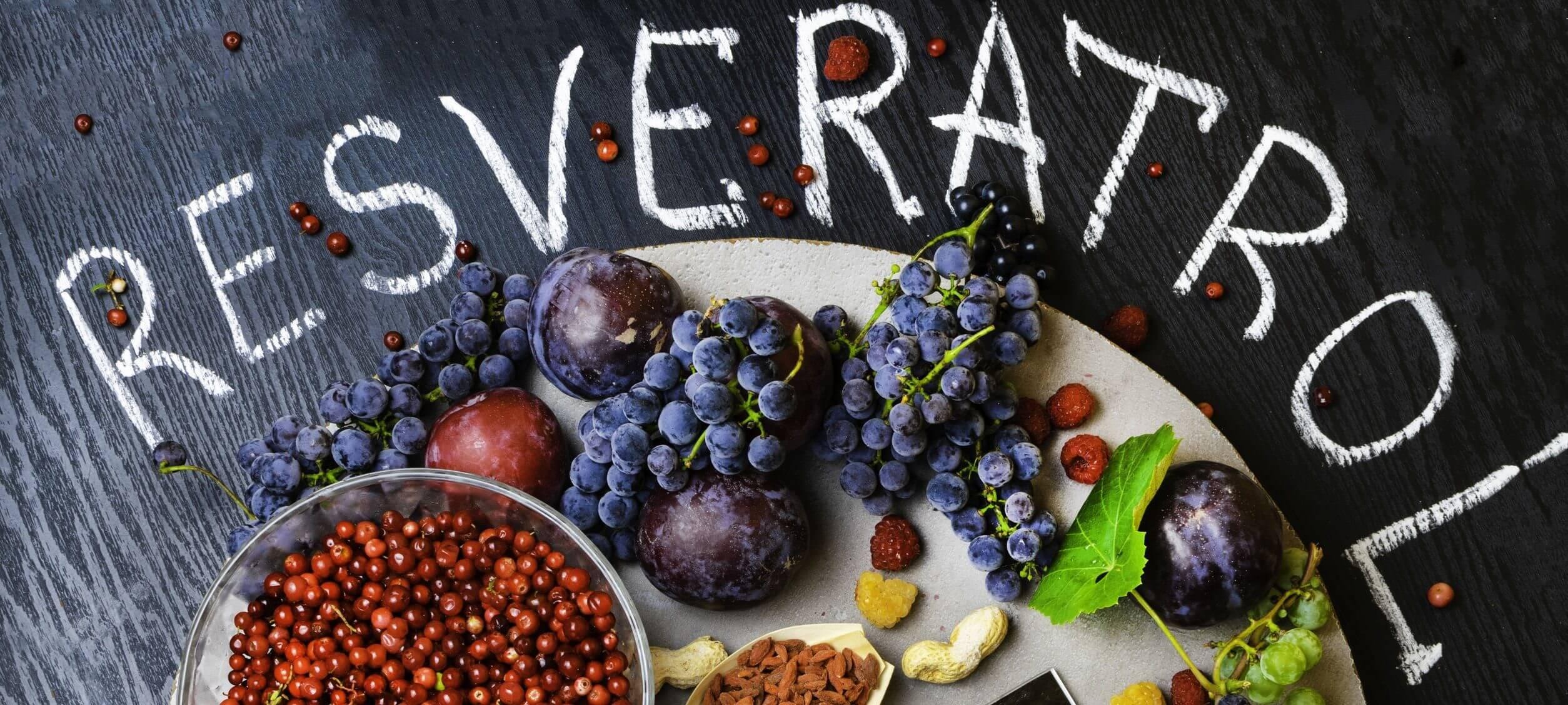 Pozitivní účinky resveratrolu