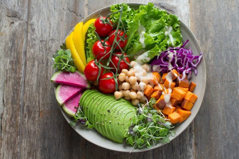 8 veganských potravin vhodných před tréninkem