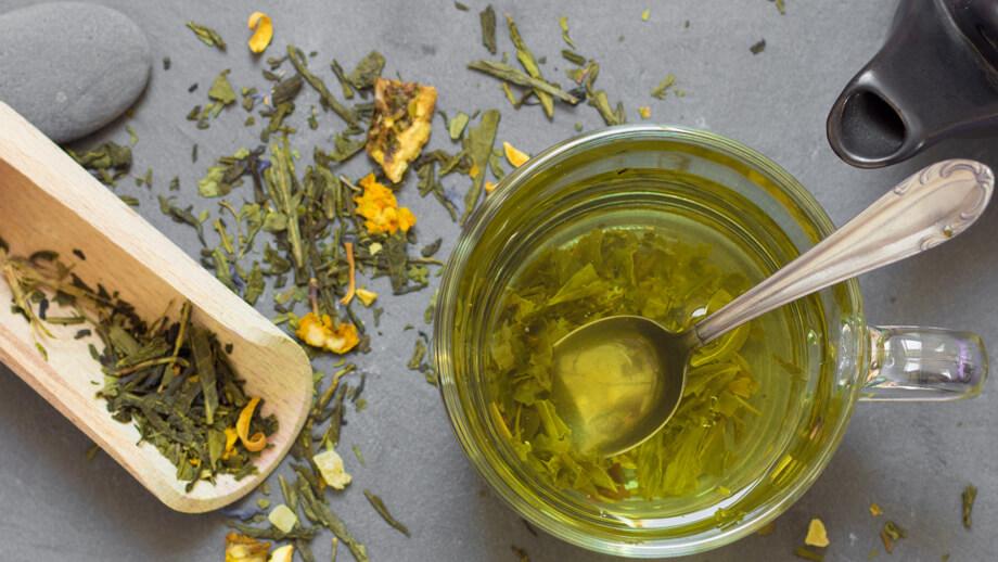 Zelený čaj a jeho účinky na spalování tuků