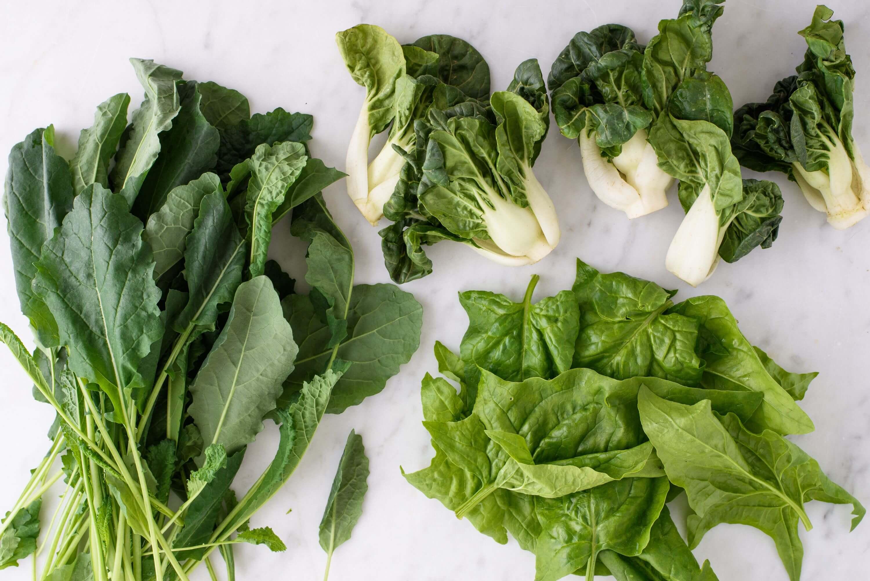 Co jsou to zelené superpotraviny?