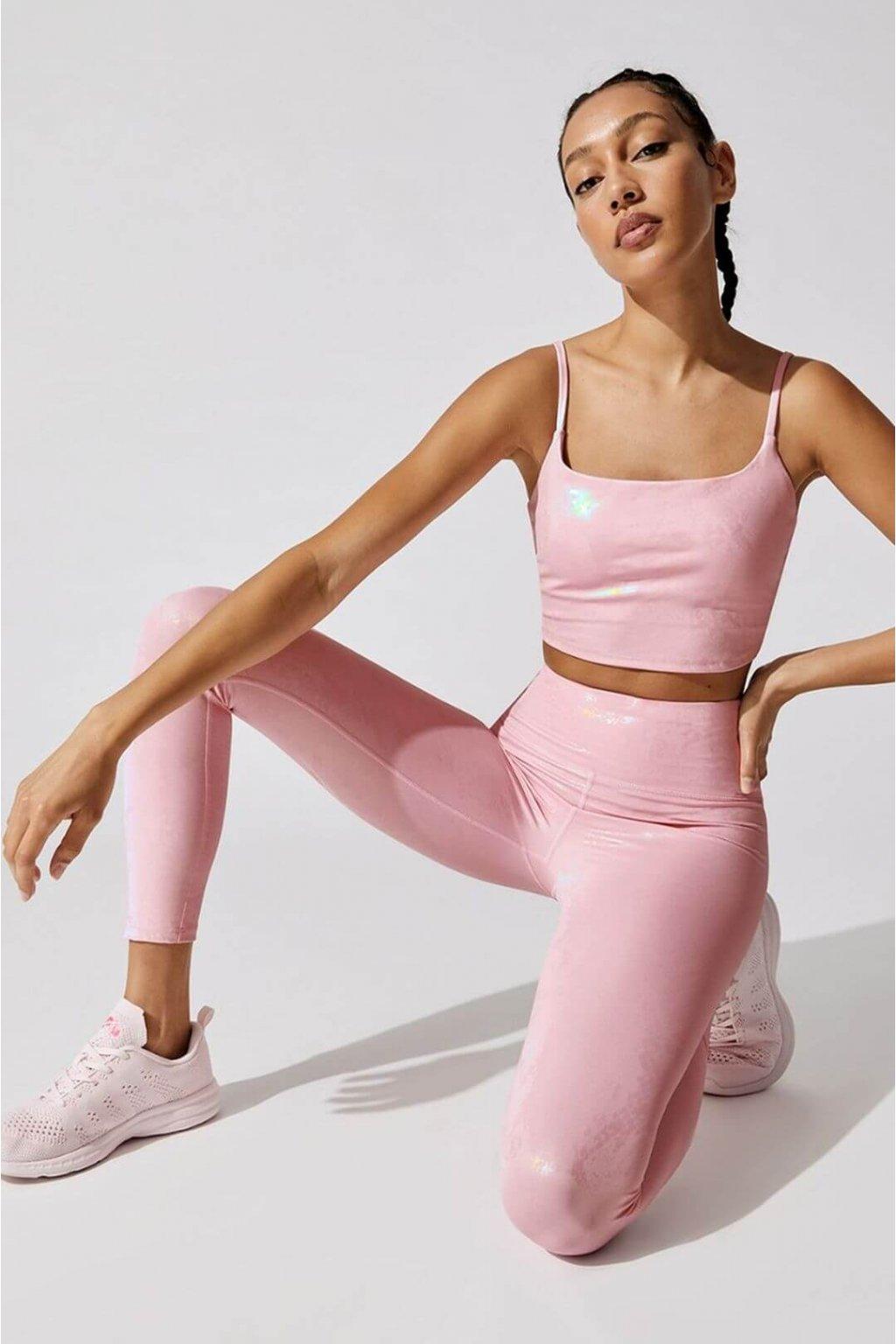 Dámský set Iridescent Pink