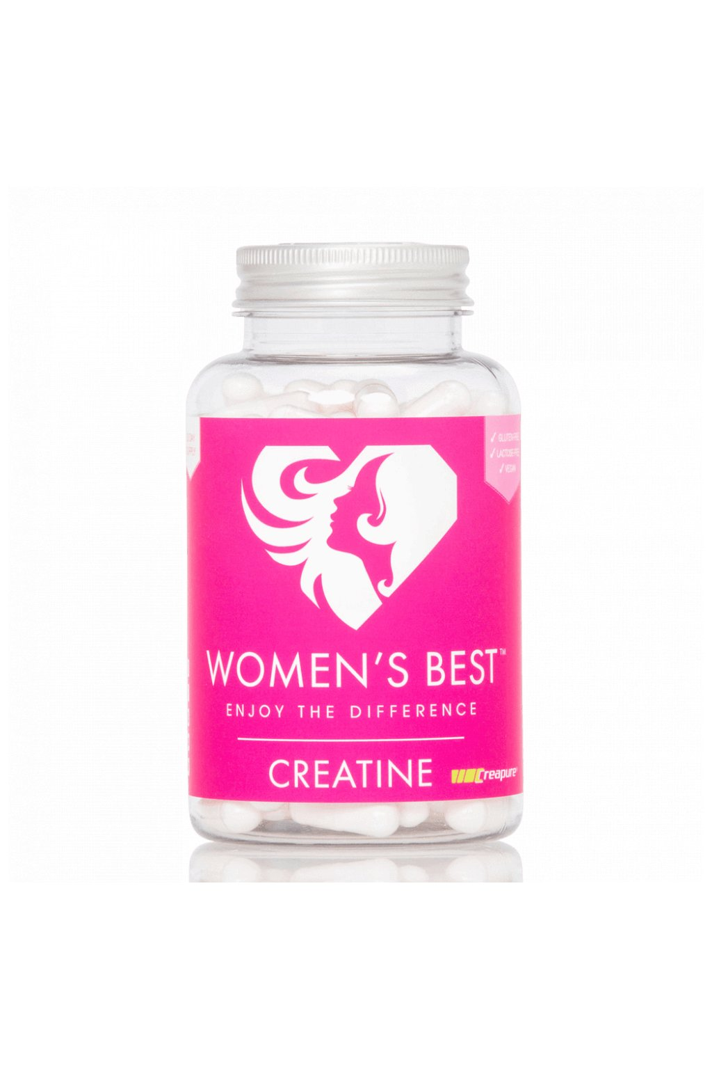 Women´s Best Creatine 120 kapslí