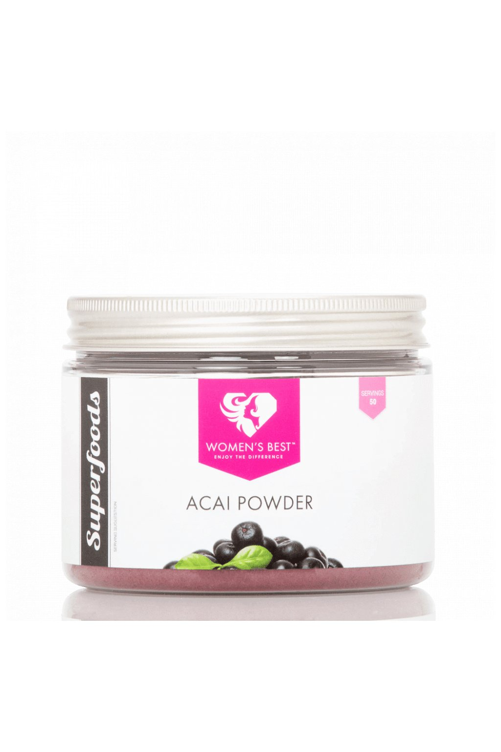 Women´s Best Acai Powder 200g