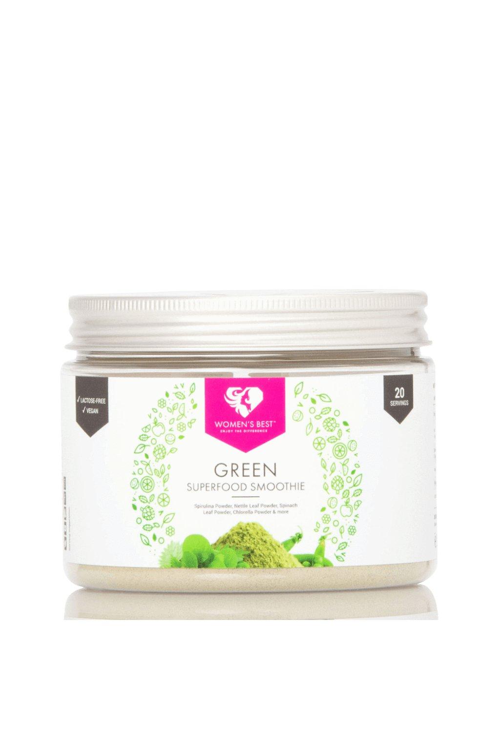 Women´s Best Green Superfood Smoothie 200g