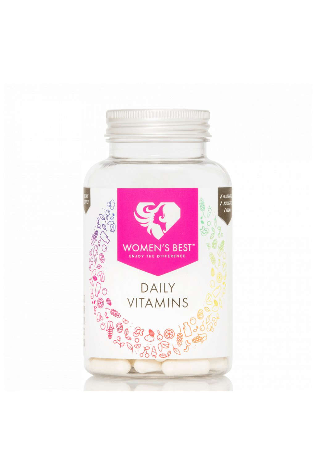Women´s Best Daily Vitamin 120 kapslí
