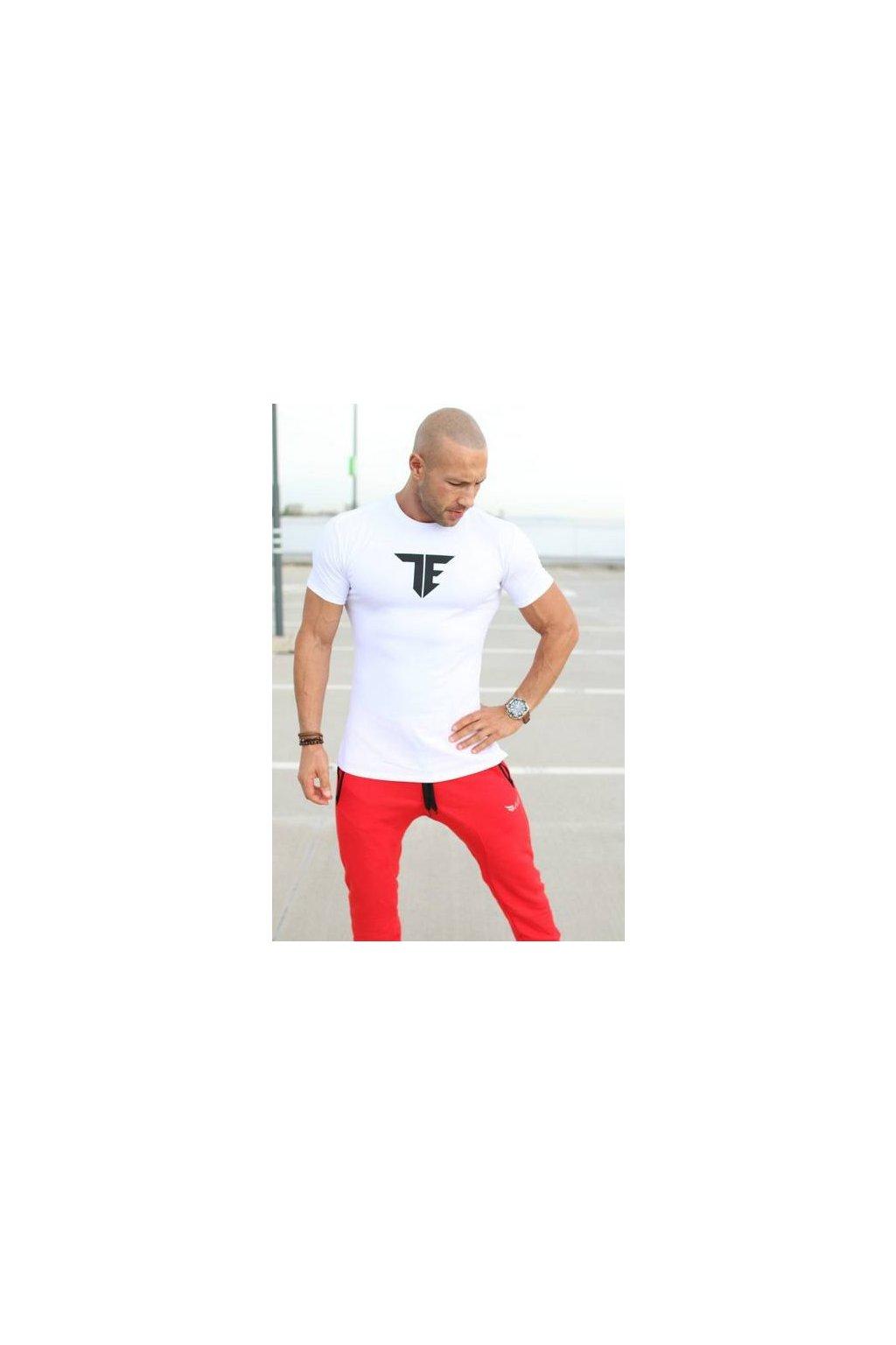 Pánské tričko Exalted T1 - Bílé