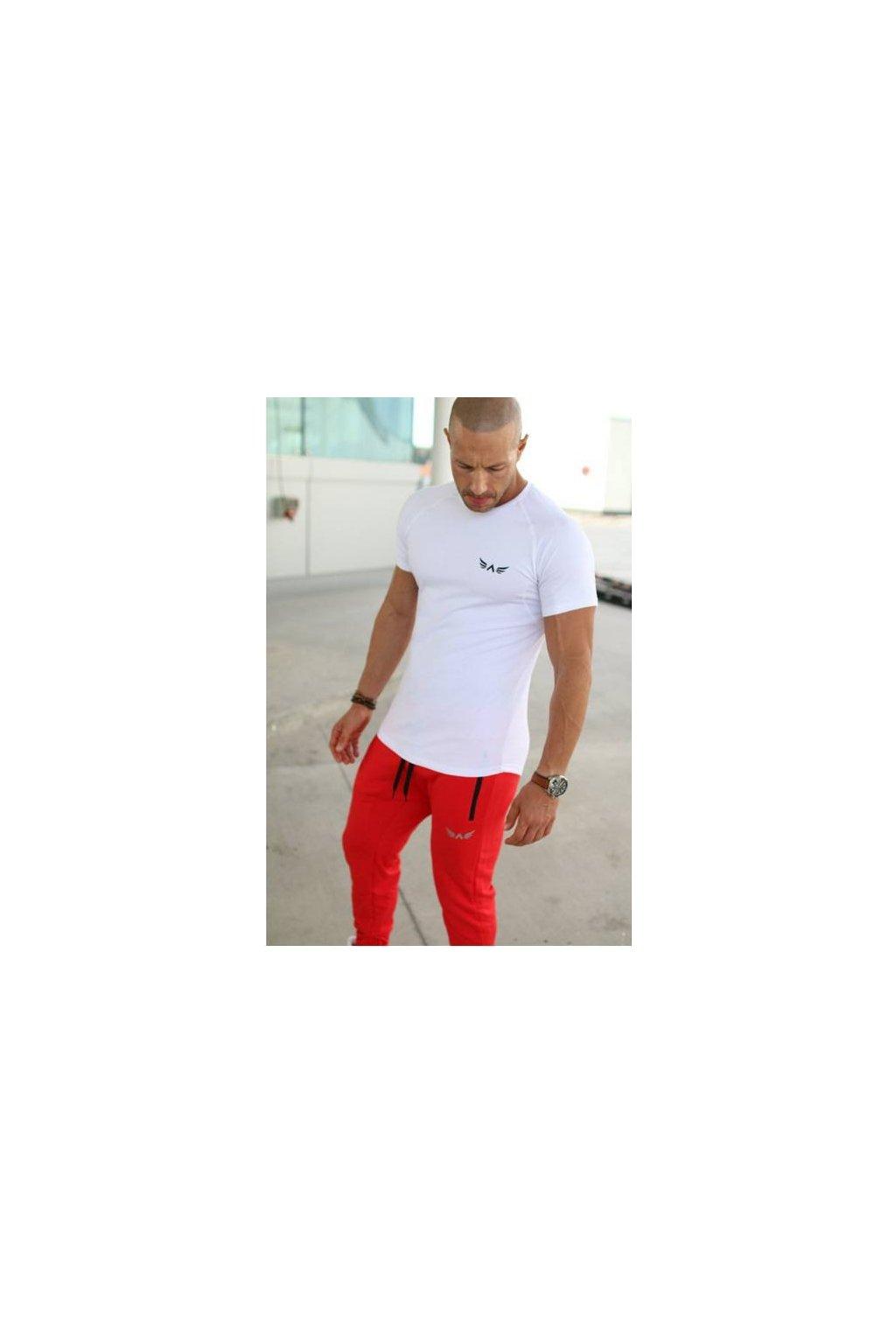 Pánské tričko Exalted - Bílé