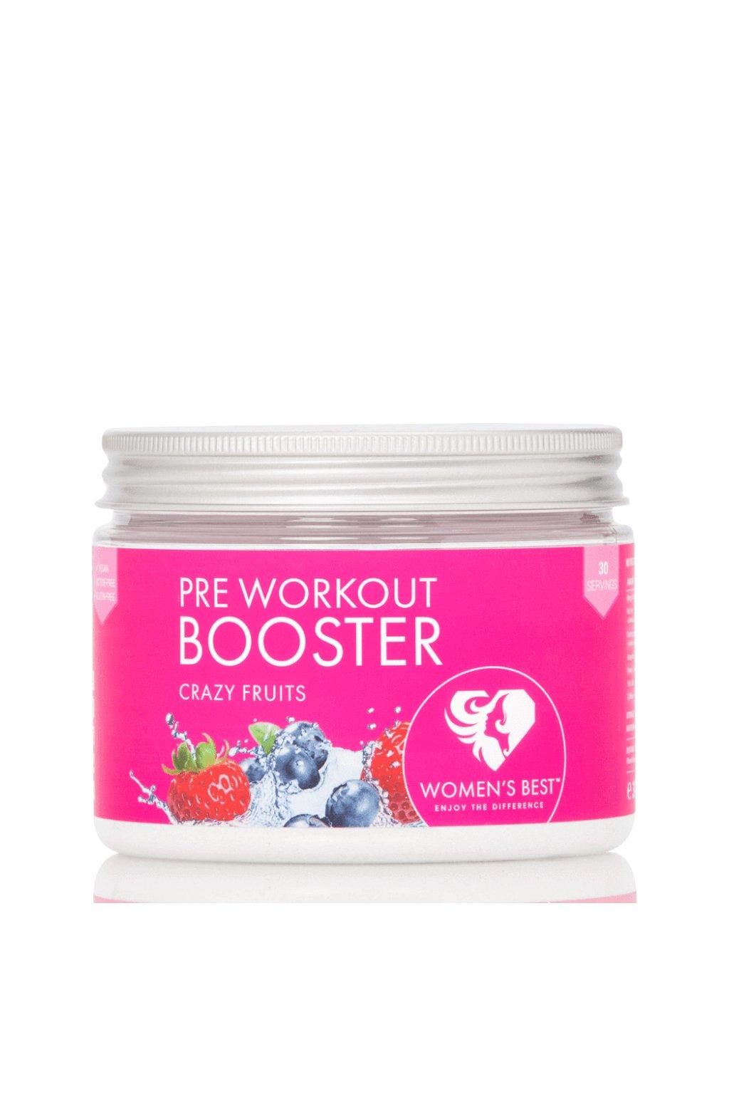 Women´s Best Pre Workout Booster 300g