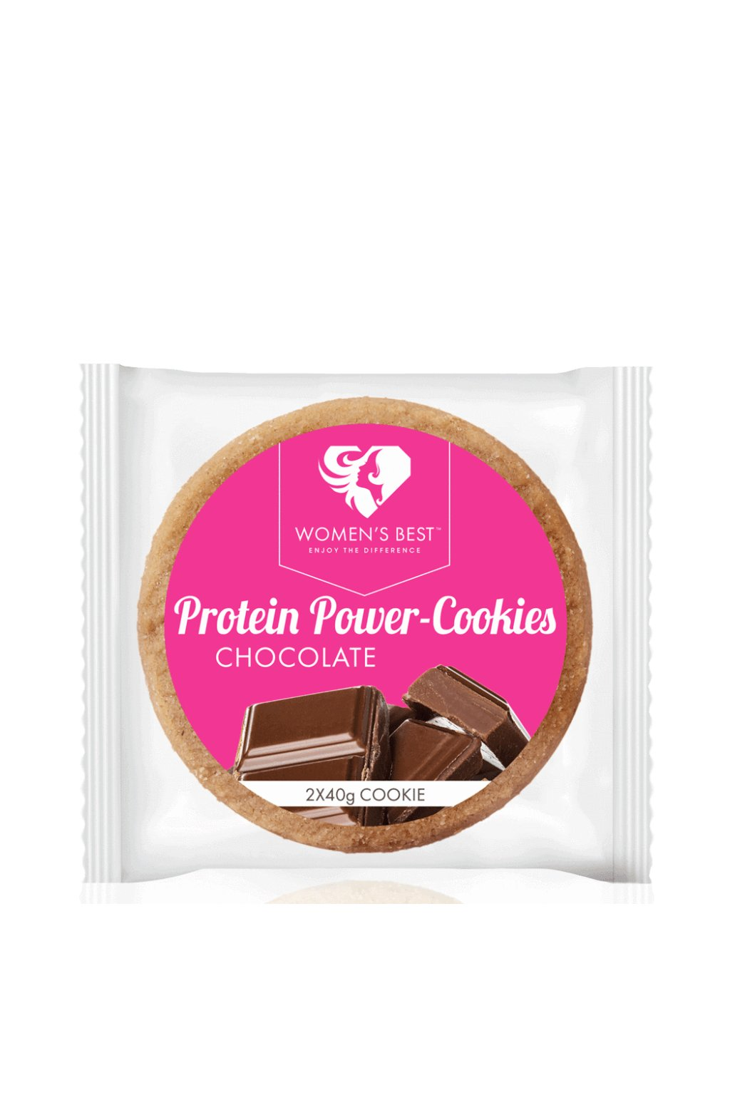 Women´s Best Protein Power Cookies 2x 40g