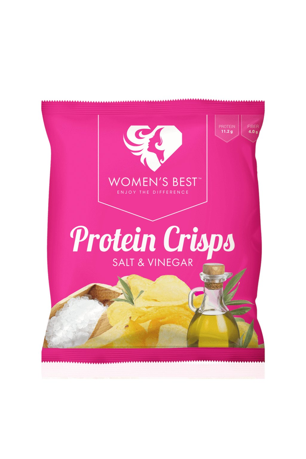 Women´s Best Protein Crisps