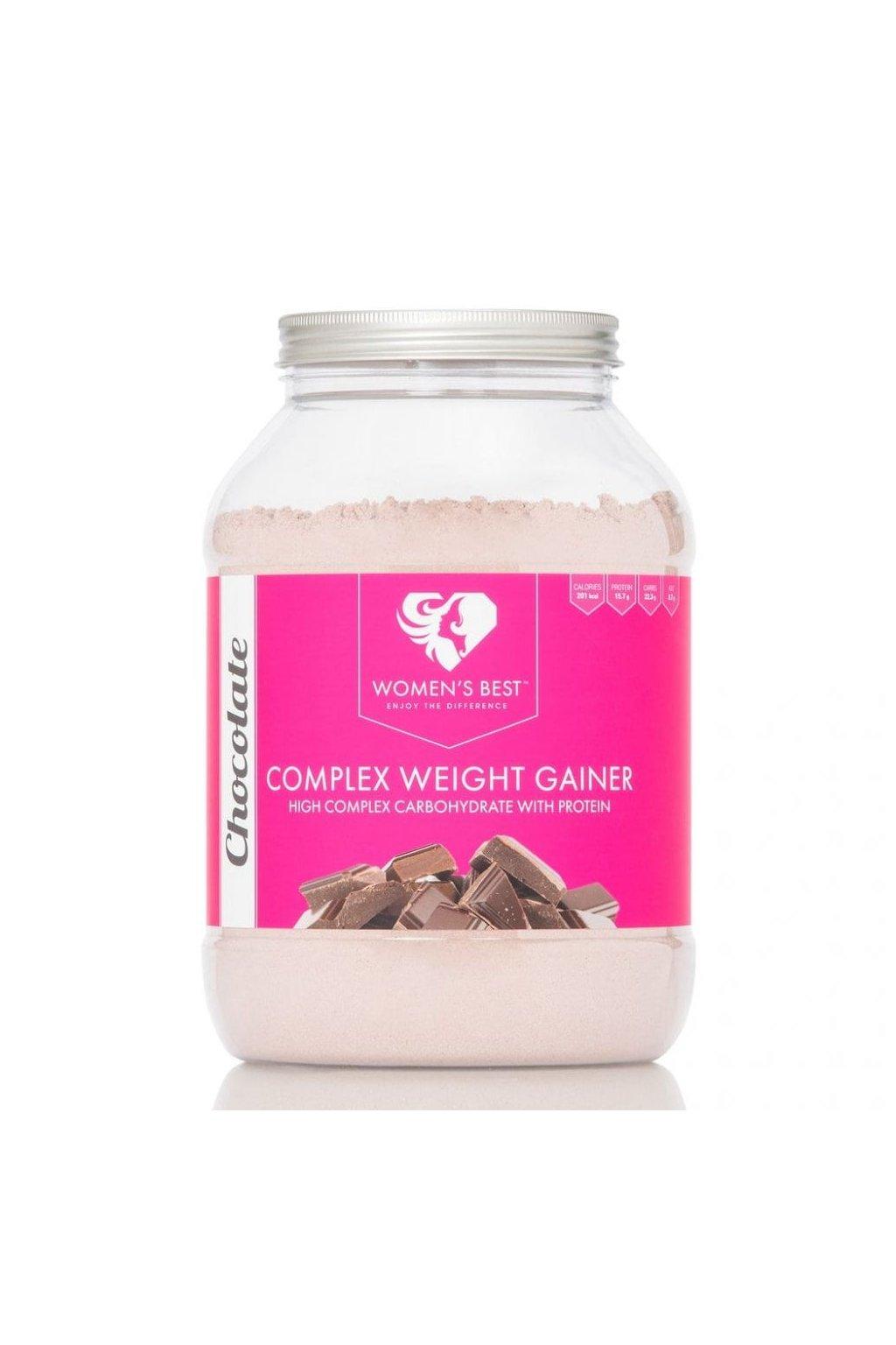 Women´s best Complex Weight Gainer 1300g