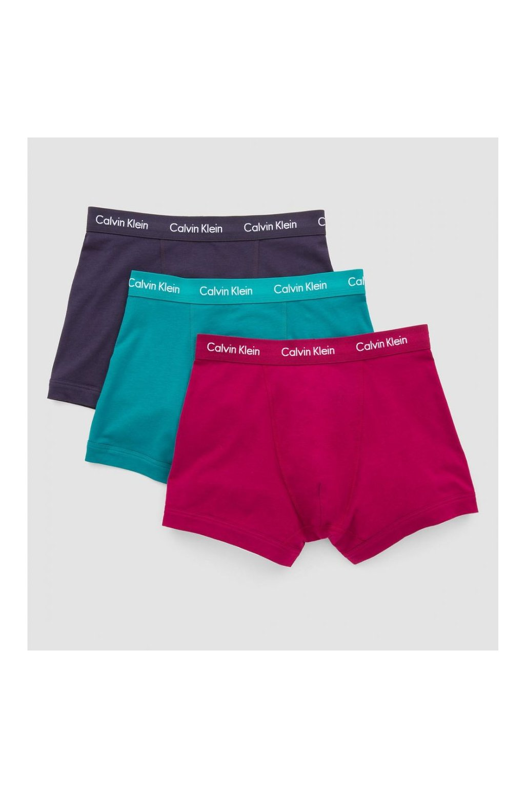 Calvin Klein 3Pack Boxerky Mesmerize, Fervent And Flux