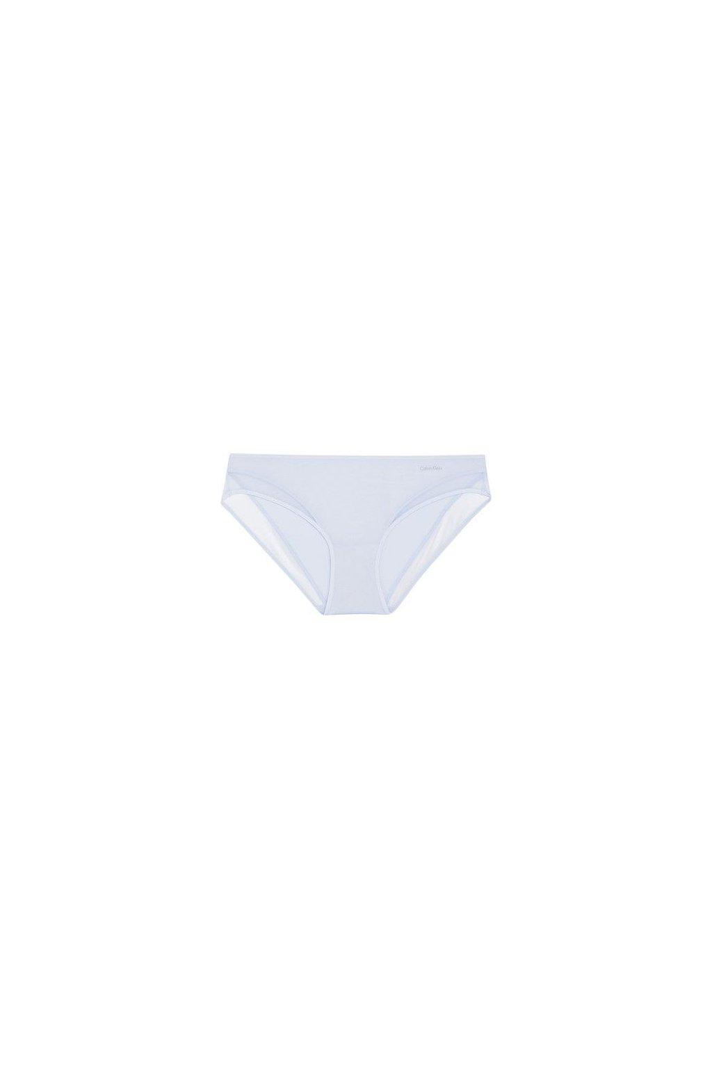 Calvin Klein Kalhotky Naked Touch Bílé