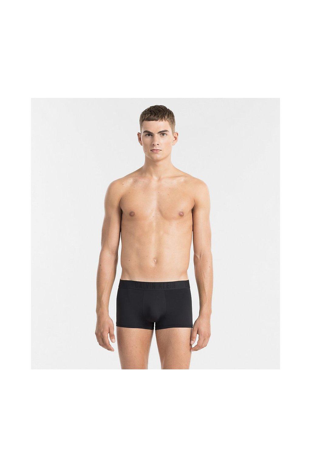 Calvin Klein Boxerky All Black