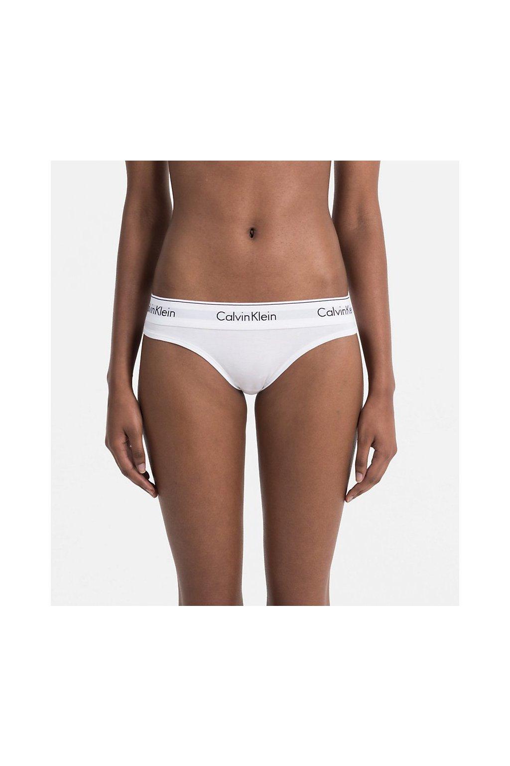 Calvin Klein Thong White