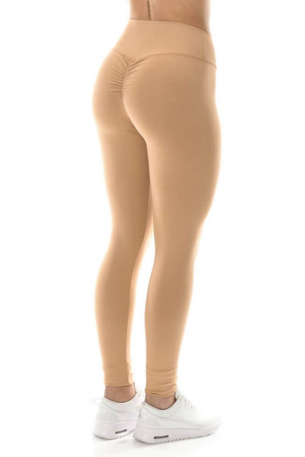 Apricot Leggings Yoga Pants Ruched Butt Running Fitness Gym Workout Tights Leggings 630x945