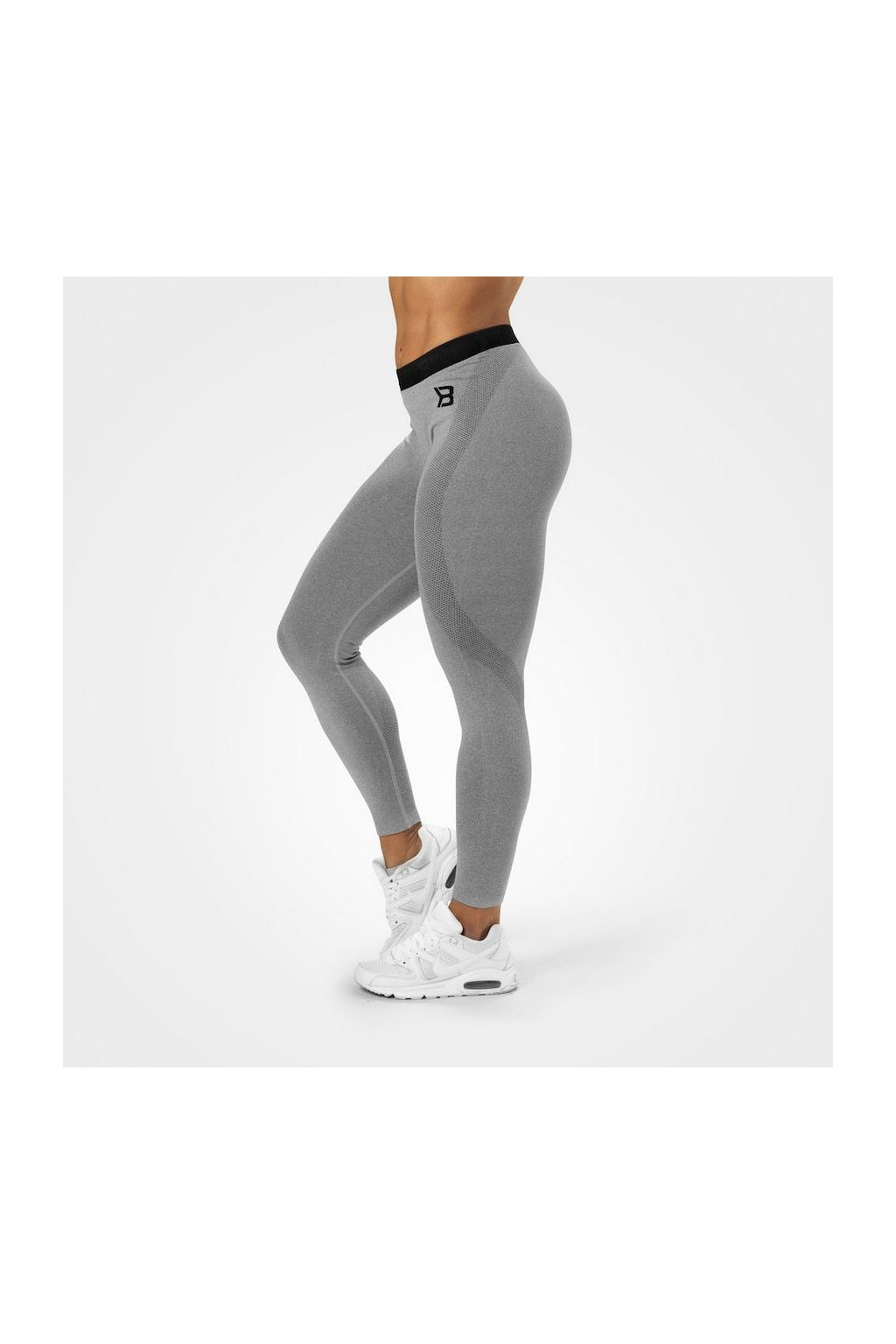 Better Bodies Legíny Astoria Curve Grey Melange