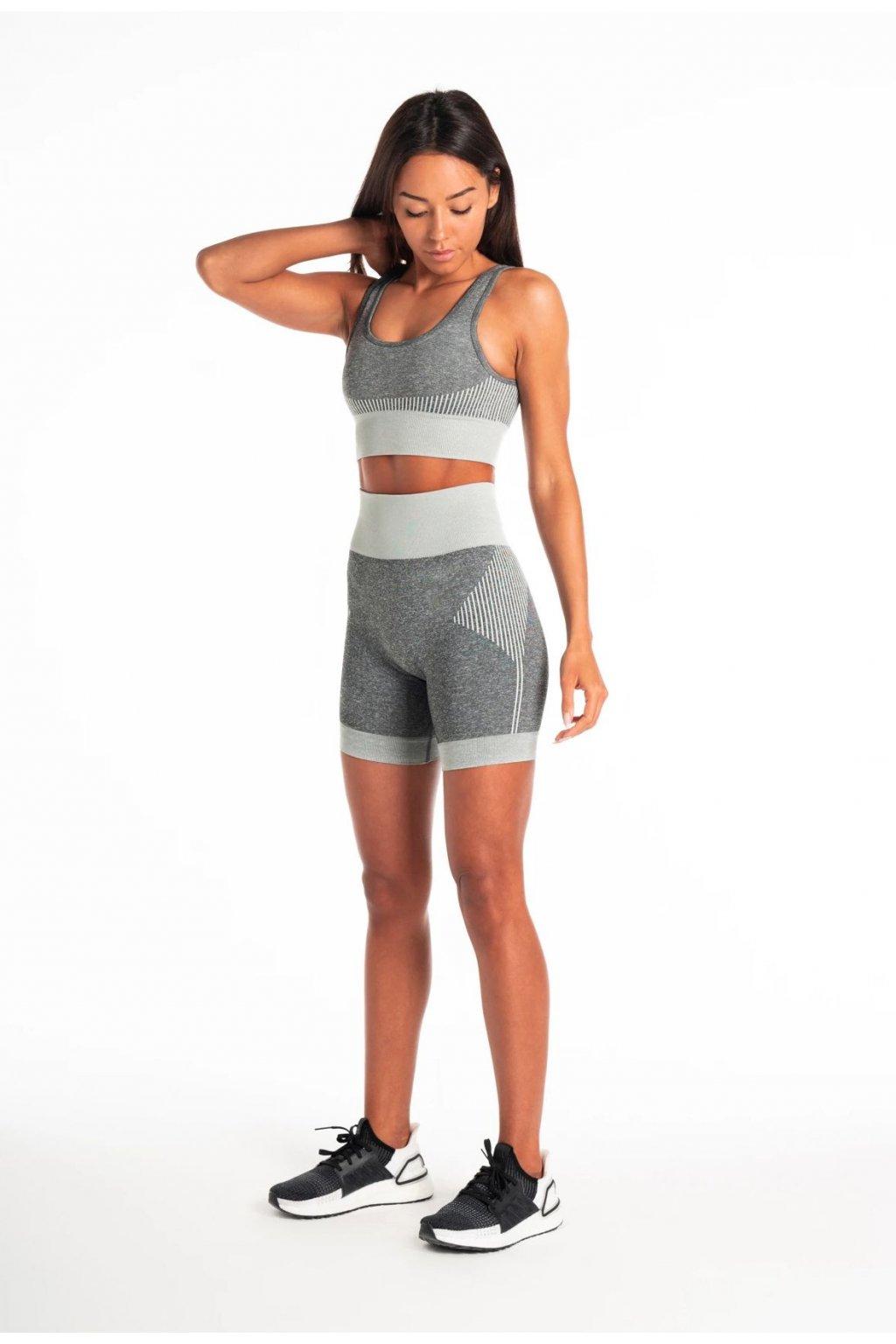 Dámský set Evolie Shorts Grey