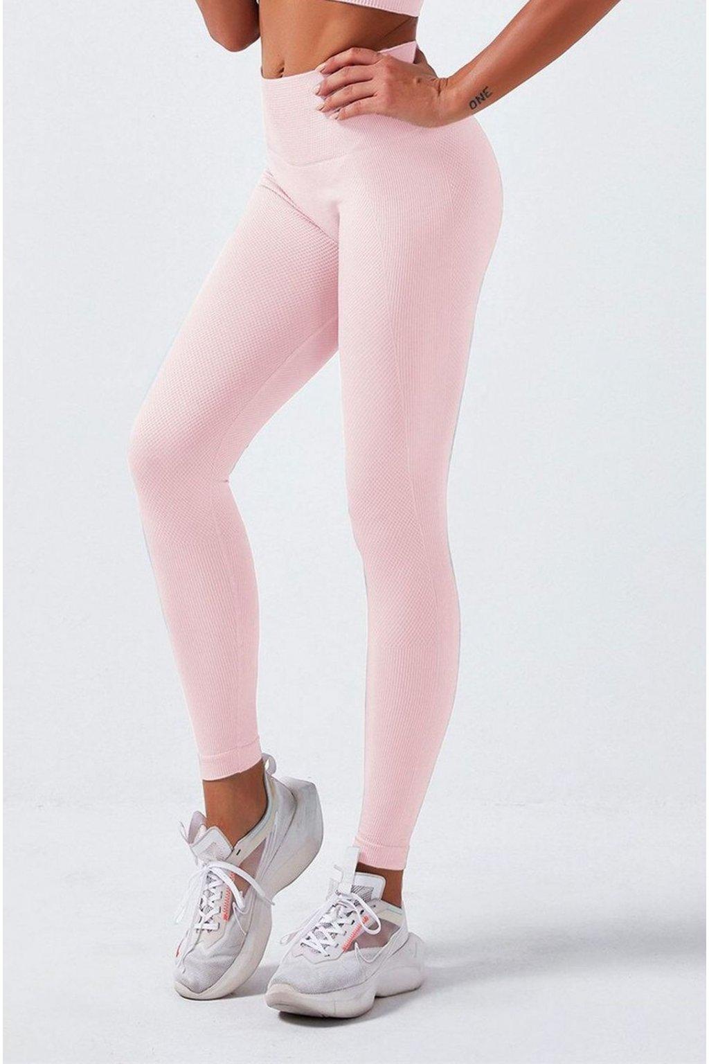 Dámské legíny Athletic Baby Pink