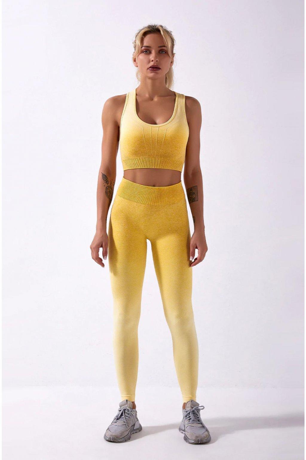 Dámský set Pulse Yellow