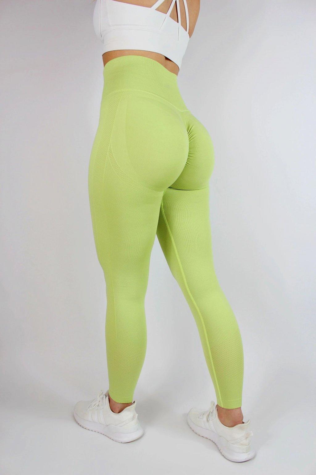 Dámské legíny Hugged Green