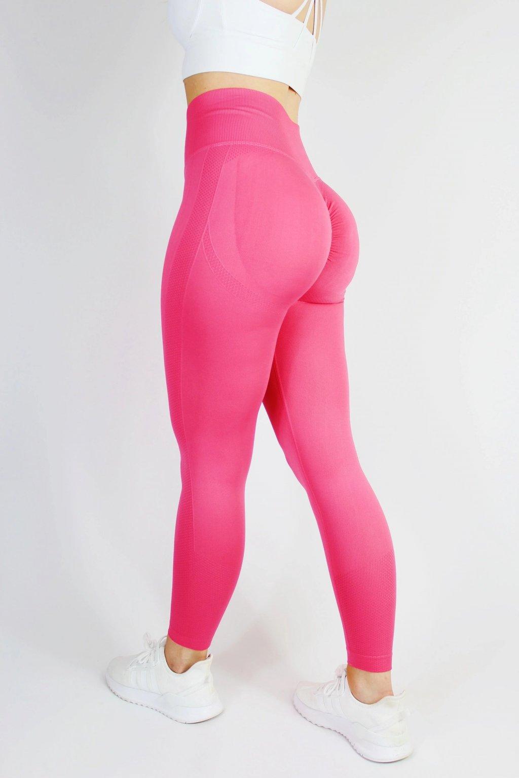 Dámské legíny Hugged Pink