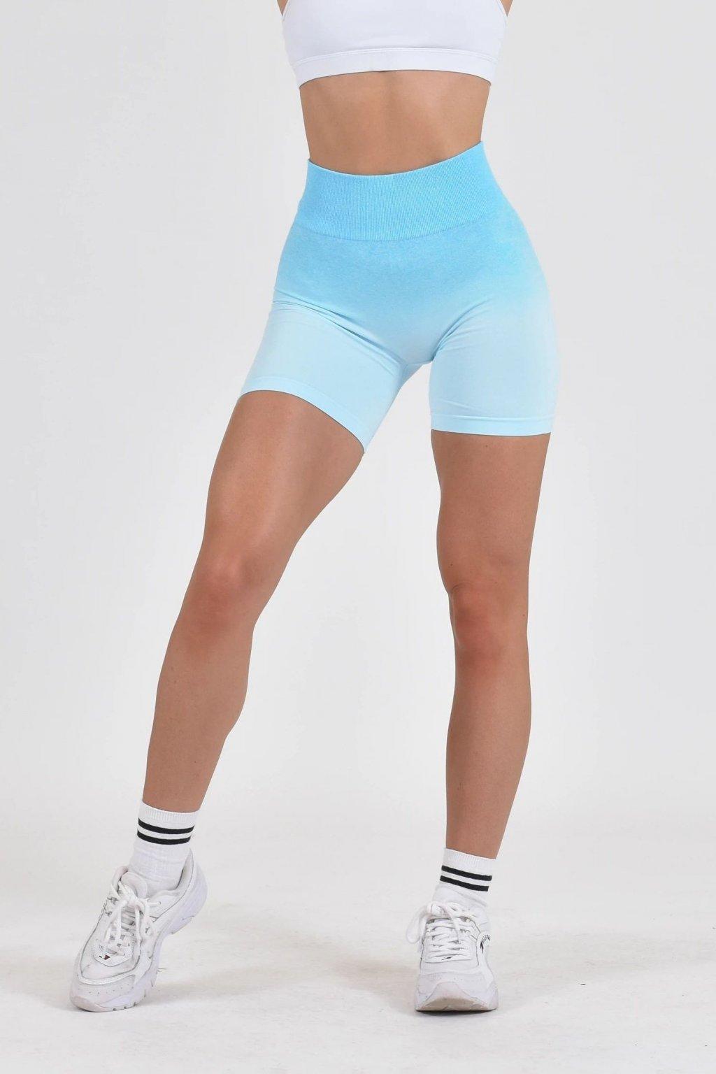 Sportovní kraťásky Flex Ombre Blue
