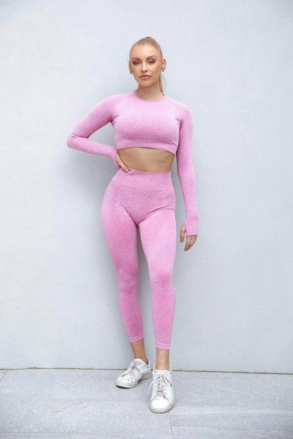 Dámský set Concrete Pink