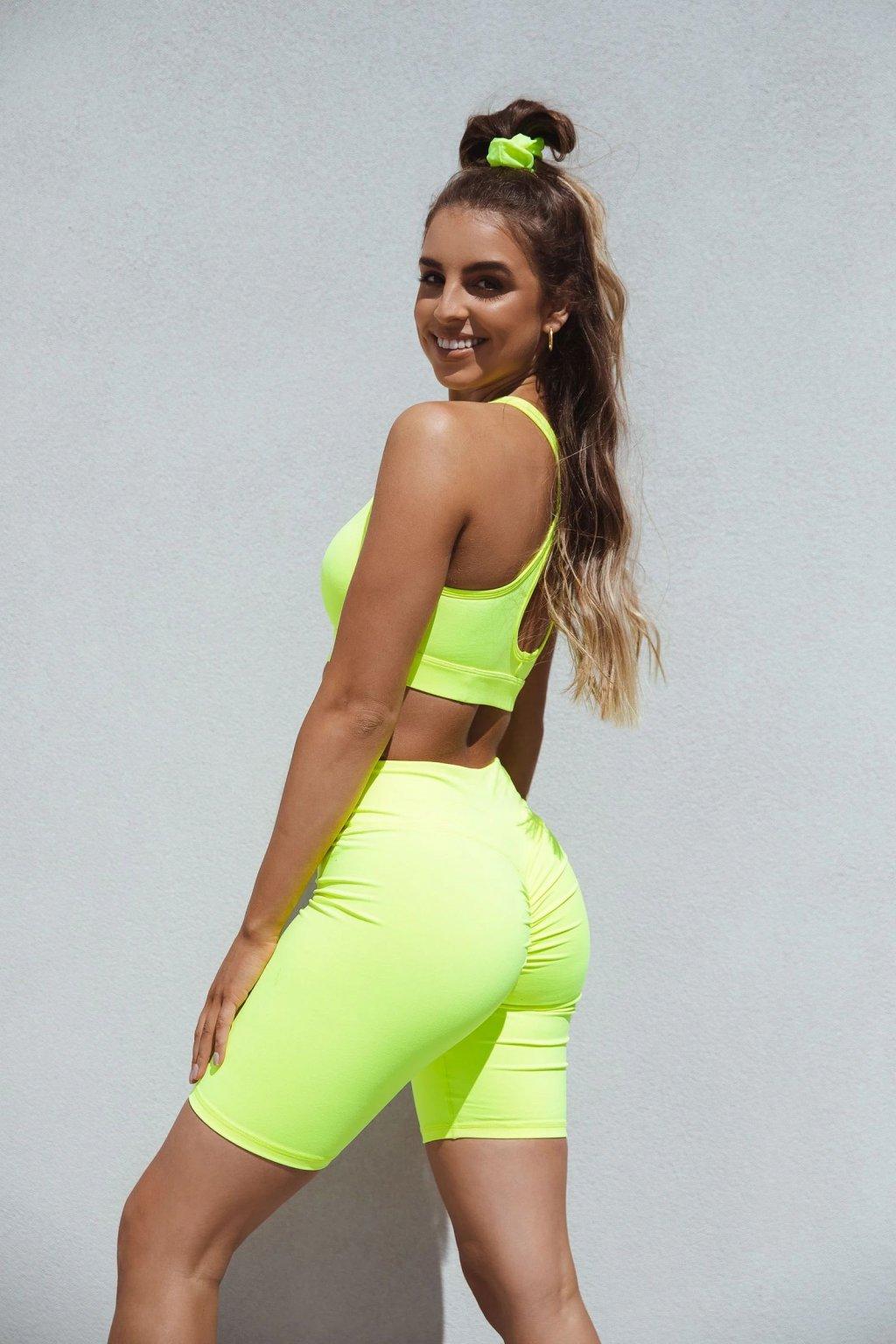 Sportovní set Neon Yellow