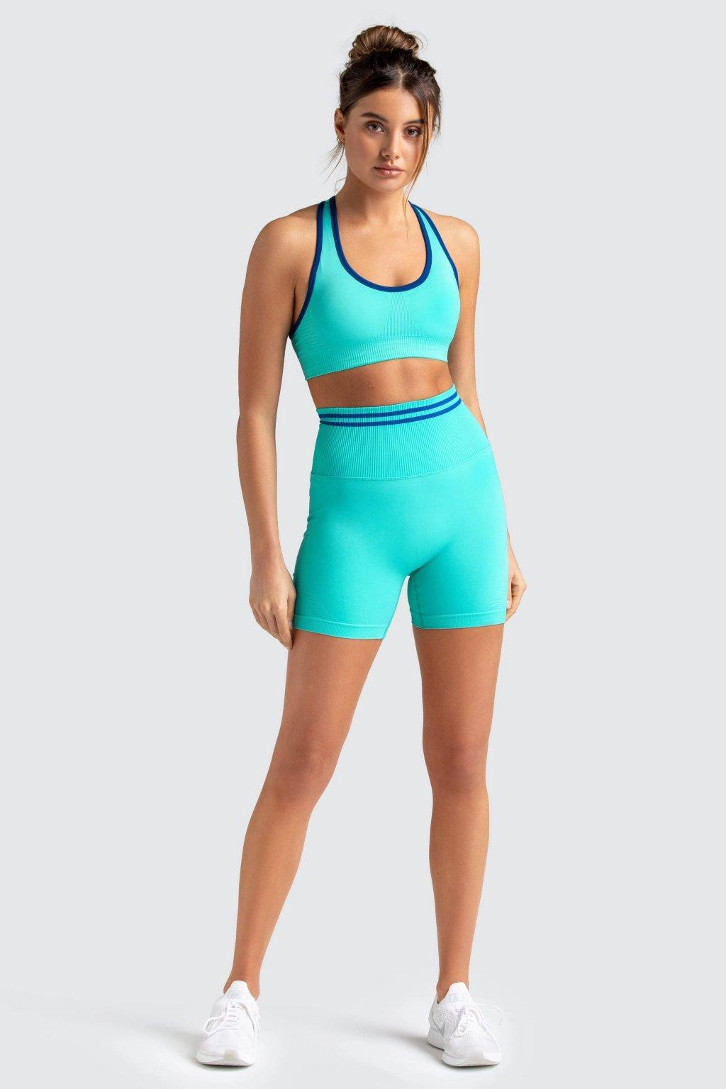 Dámský set Shorts Staple Elastic Green