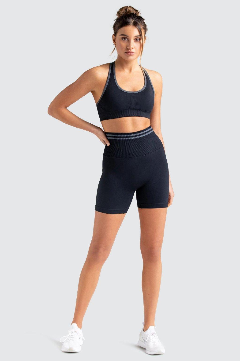 Dámský set Shorts Staple Elastic Black