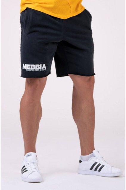 Kraťasy Nebbia Legday Hero  Černé