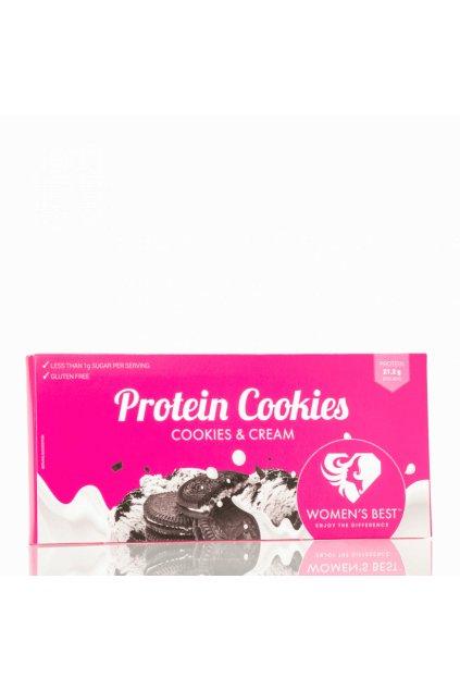 Women´s Best Protein Cookies & Cream 4ks
