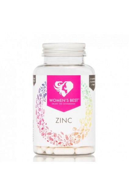 Women´s Best Zinc 120 kapslí