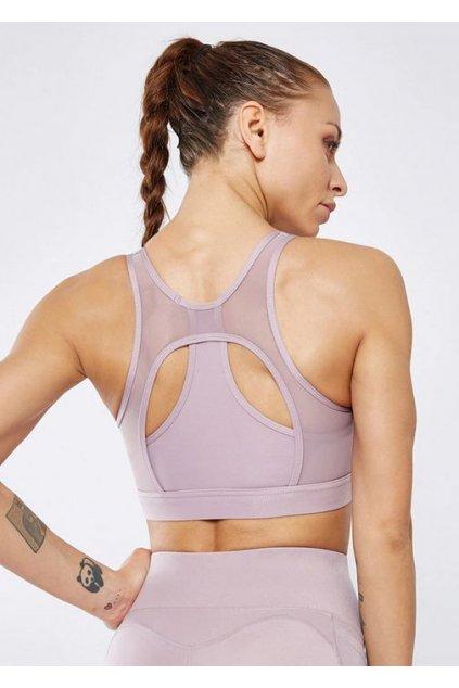 Sportovní podprsenka Active Mesh Purple