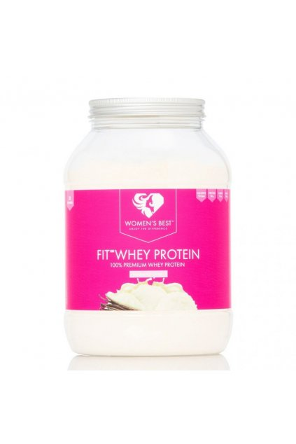 Women´s best Fit Whey Protein 1000g