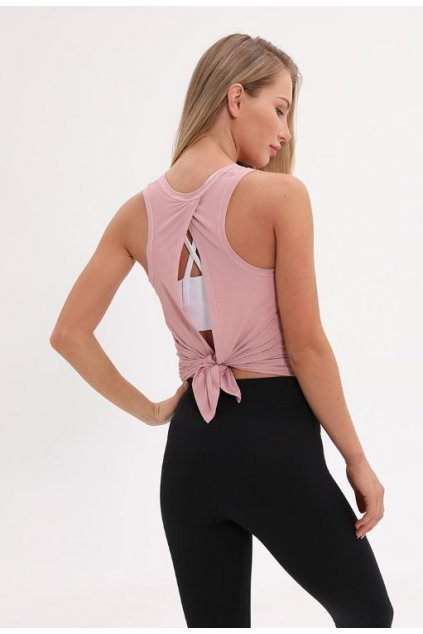 Dámský top Bow Pink