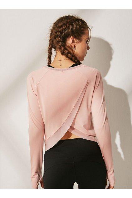 Dámské tričko Holi Pink