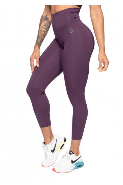 Legíny Better Bodies High Waist Royal Purple