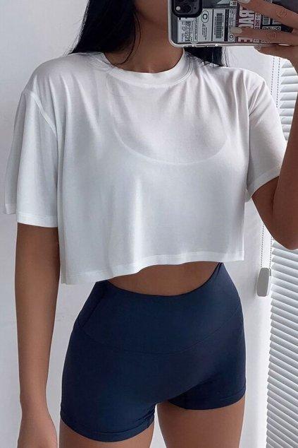 Dámské tričko Icon White