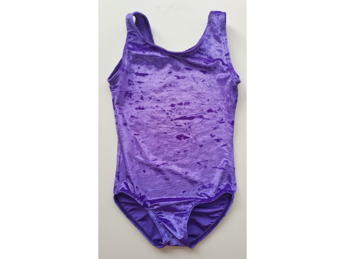 Dres Training samet violett