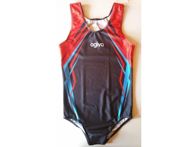 Gymnastický dres - 8038