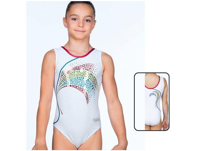 Gymnastický dres - 8640