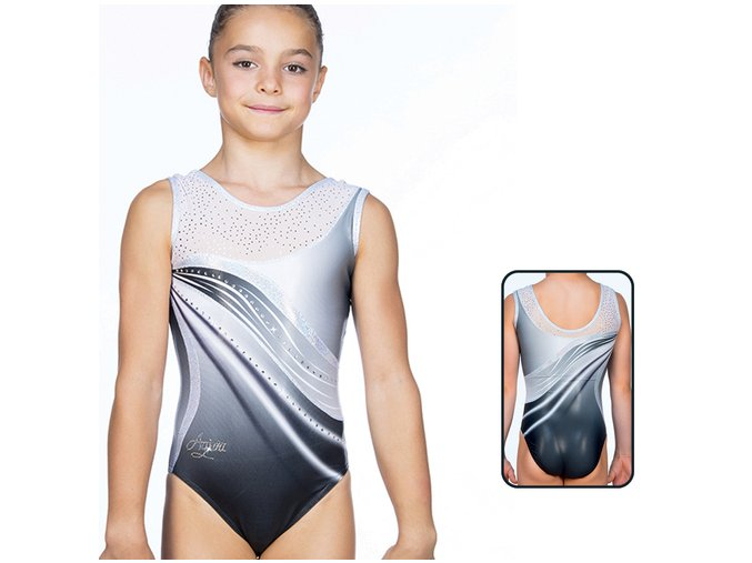 Gymnastický dres - 8663