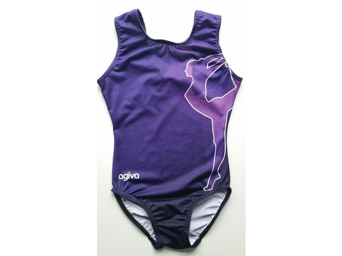 Gymnastický dres - 8900