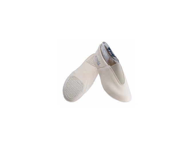 scarpa double artistica in microfibra