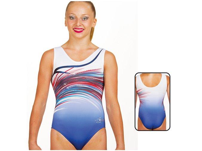 Gymnastický dres - 8923