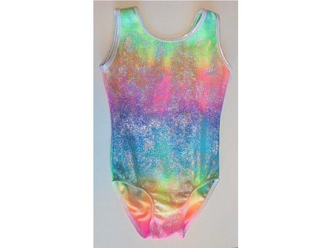 Dres Tina Sparkly Rainbow