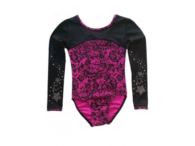 Dres Andrea Pink lace2