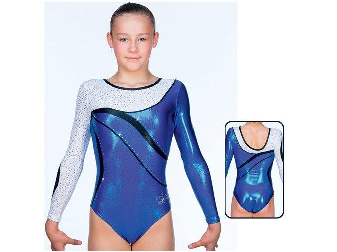 Gymnastický dres - 8633